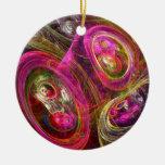Celluar Christmas Ornaments