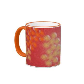 Cellular Biology Cells Pattern Ringer Mug