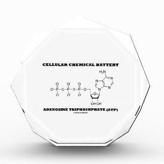 Cellular Chemical Battery Adenosine Triphosphate Award