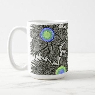 Cellular Design Coffee Mug