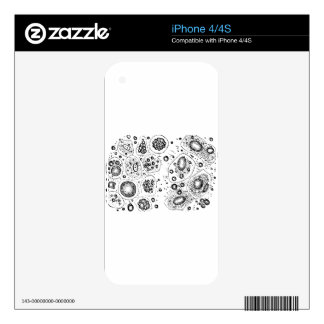Cellular Design Skin For The iPhone 4