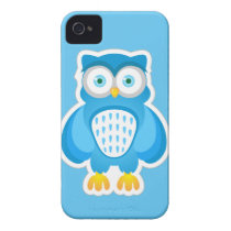 Cellular layer iPhone 4 Owl iPhone 4 Case