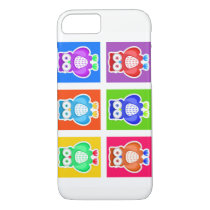 Cellular layer iPhone 7 Owls iPhone 8/7 Case