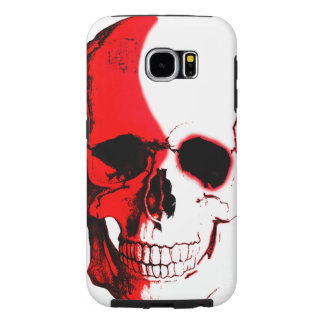Cellular layer Skull C. Samsung Galaxy S6 Case