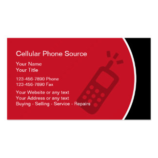 Cellphone repair gifts t shirts art posters other for Cell phone repair business cards