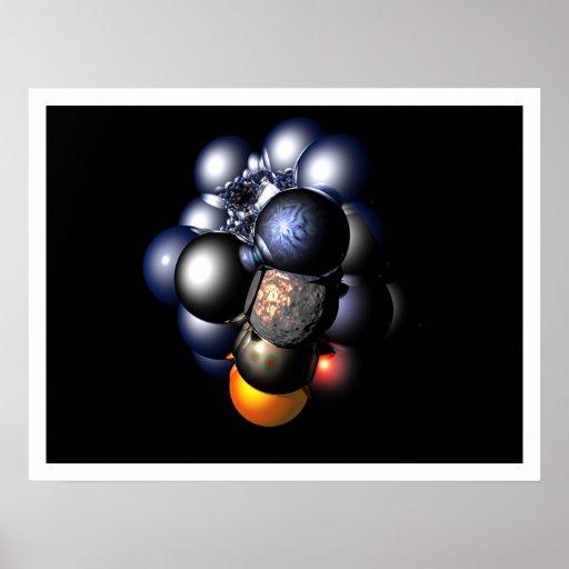 Cellular Singularity Print
