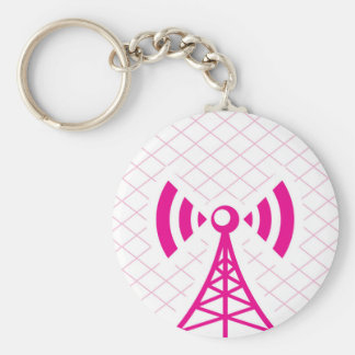 Cellular Tower Keychain