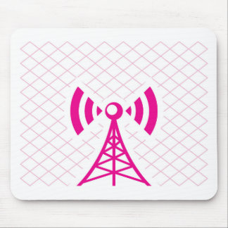Cellular Tower Mouse Pad