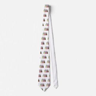 Celoso de su Gelato Corbatas Personalizadas