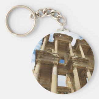 Celsius Library - Ephesus Keychain