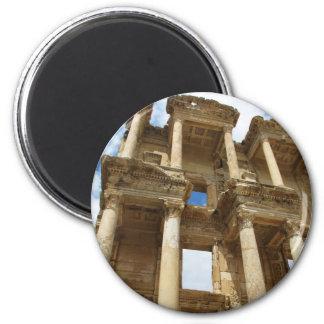 Celsius Library - Ephesus Magnet