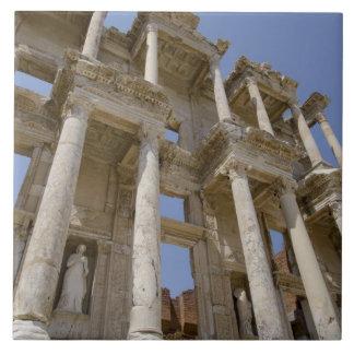 Celsus Library, built in AD 114-117 Ceramic Tile