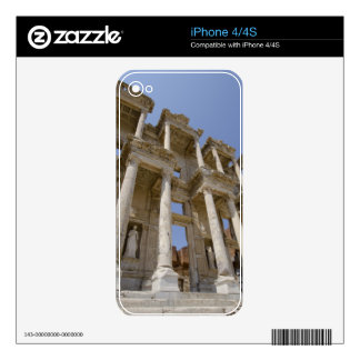 Celsus Library, built in AD 114-117 iPhone 4 Decals