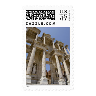 Celsus Library, built in AD 114-117 Postage