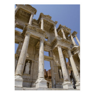 Celsus Library, built in AD 114-117 Postcard