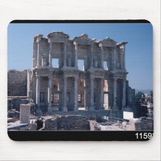 Celsus Library, built in AD 135 Mouse Pad