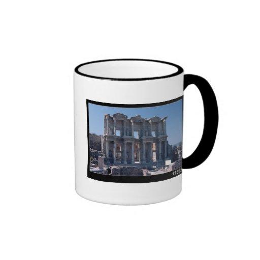 Celsus Library, built in AD 135 Mug