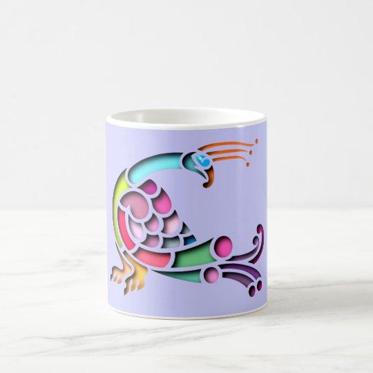 Celt bird celtic bird coffee mug
