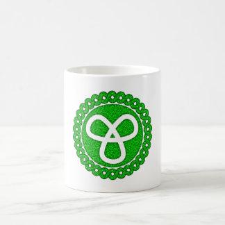 Celt circle celtic circle coffee mug