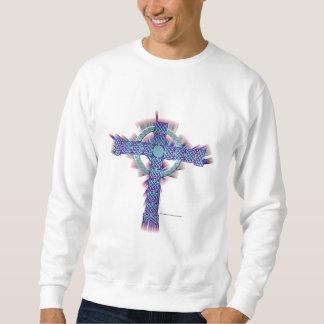Celt Cross Men's Sweatshirt