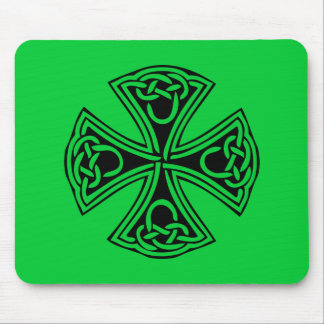 celt_cross mouse pad