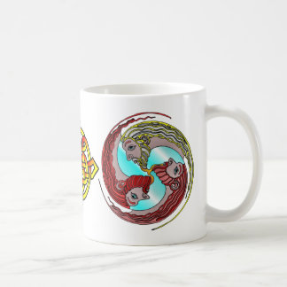 Celt Father and Sons` Classic White Coffee Mug