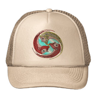 Celt Father and Sons` Trucker Hat