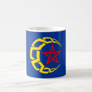 Celt moon star celtic moon star coffee mug