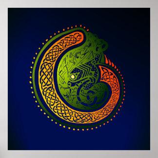 Celt Poster