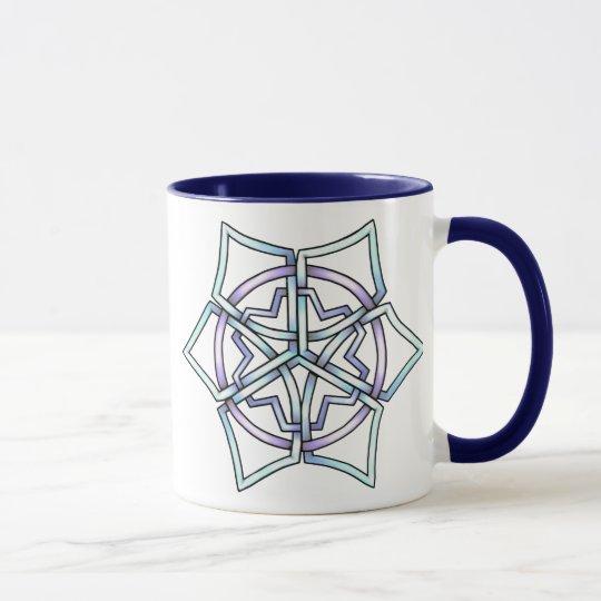 Celt Snowflake Mug