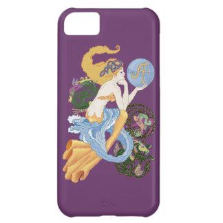 """Celtic """"A""""for Aquarius Mermaid iPhone 5C Cases"""