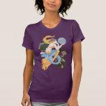 """Celtic """"A""""for Aquarius Mermaid T-Shirt"""