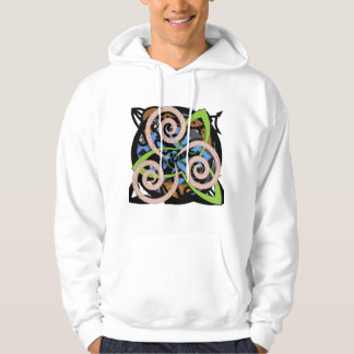 Celtic Abstract Hoodie