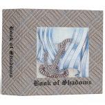 Celtic Anchor Lg. Spellbook BOS Book of Shadows 3 Ring Binder