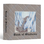 Celtic Anchor Md. Spellbook BOS Book of Shadows 3 Ring Binder