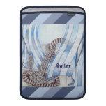 Celtic Anchor Nautical MacBook Sleeve