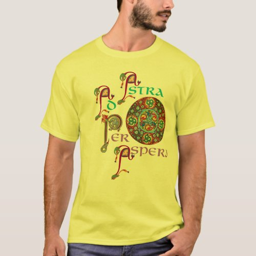 Celtic and Latin T Shirt