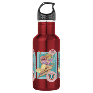 celtic aries stainless steel water bottle