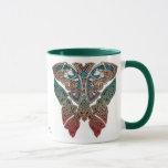 Celtic Art Cats Mug