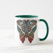 Celtic Art Cats Mug