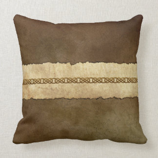 Celtic Art Design Throw Pillow