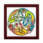 Celtic Art Jewelry Box