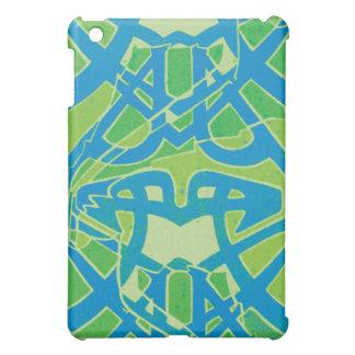 celtic art nouveau pern abstract design iPad mini case