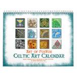 Celtic Art Wall Calendar