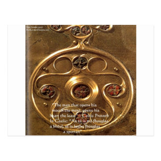 Celtic Artifact & Proverb Gifts & Cards