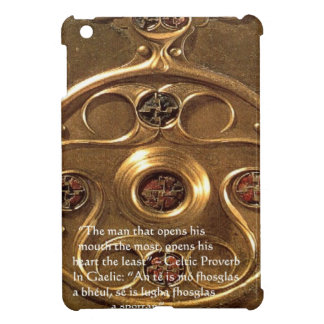 Celtic Artifact & Proverb Gifts & Cards iPad Mini Cases