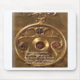 Celtic Artifact & Proverb Gifts & Cards Mouse Pad