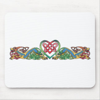 Celtic at Heart Mouse Pads