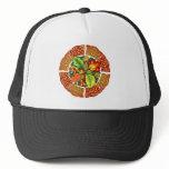 Celtic Autumn Leaves Trucker Hat