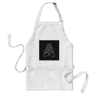 Celtic Bee Knot Adult Apron